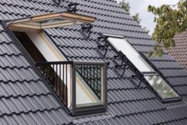 Dach- & Wohnraumfenster